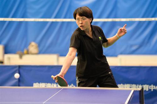 天津开发区纪念改革开放四十周年体育嘉年华乒乓球比赛完美落幕