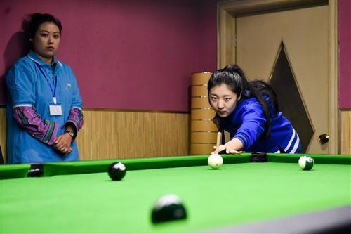天津开发区纪念改革开放四十周年体育嘉年华台球比赛圆满结束