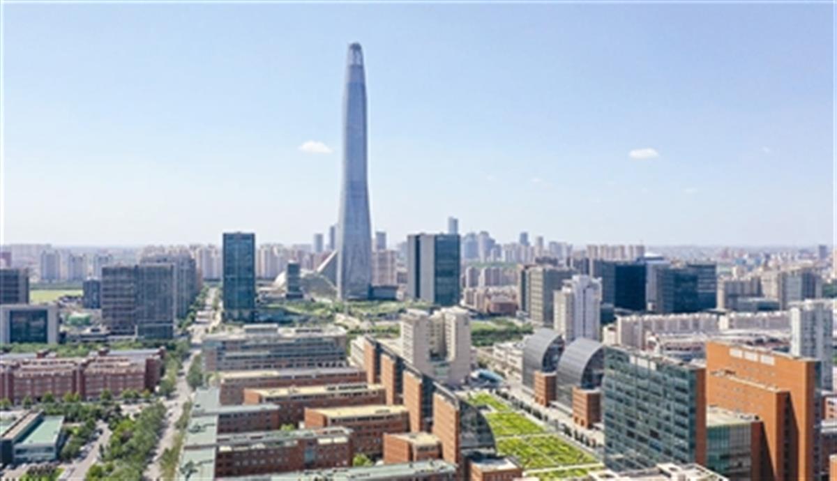 经开区创建津城全域旅游示范区